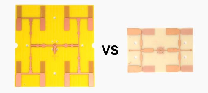 大功率无线网卡vs普通网卡数据三图